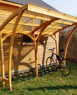 Marquesina para bicicleta - Oxford