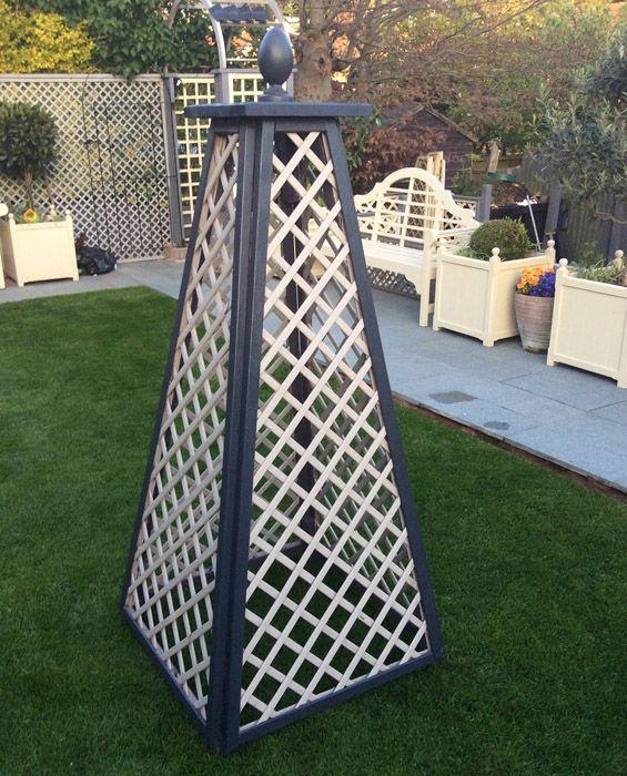 Obelisco con bola